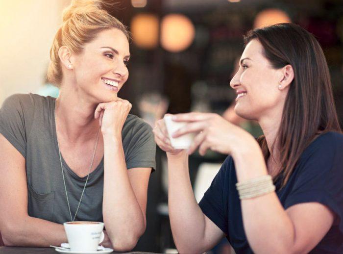 Общение между женщинами