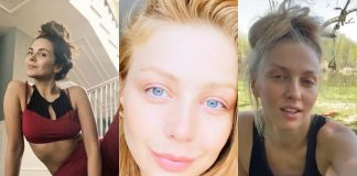 Украинские звезды без макияжа во время карантина