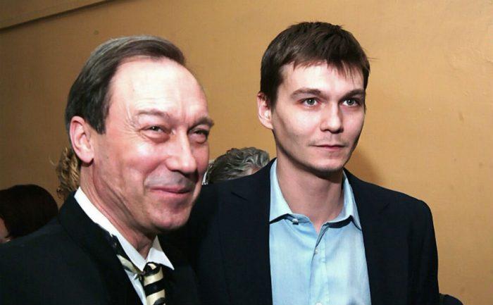 Олег и Филипп Янковские