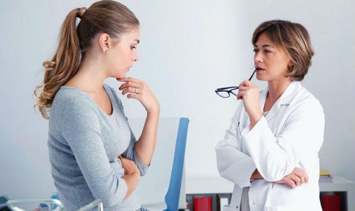 Консультація гінеколога