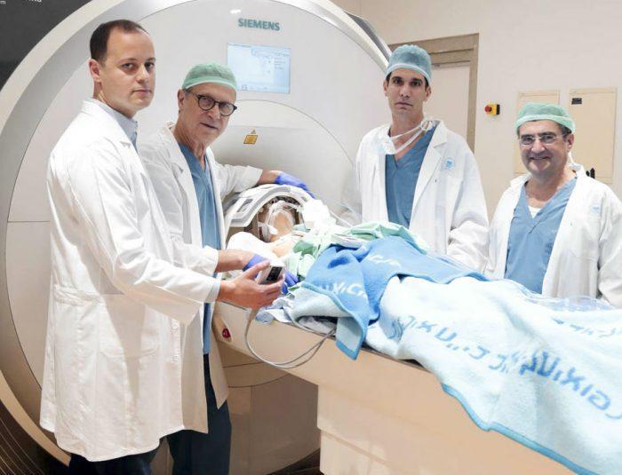 Лікарі клініки «Іхілов» в Тель-Авіві