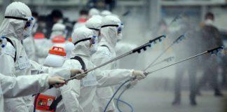 Жизнь в условиях эпидемии