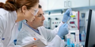 Ученые заняты исследованием