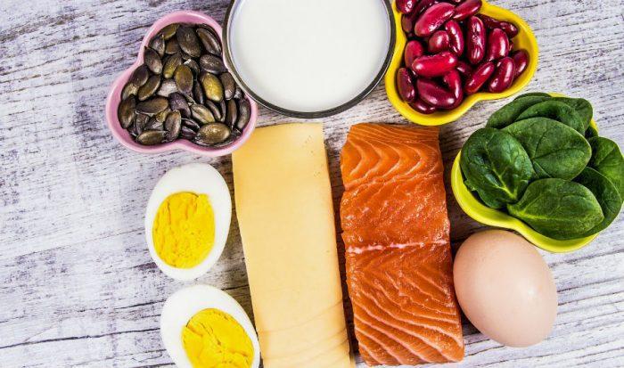 Продукты с богатым содержанием витамина D