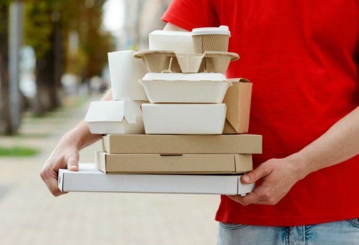 Еда с доставкой