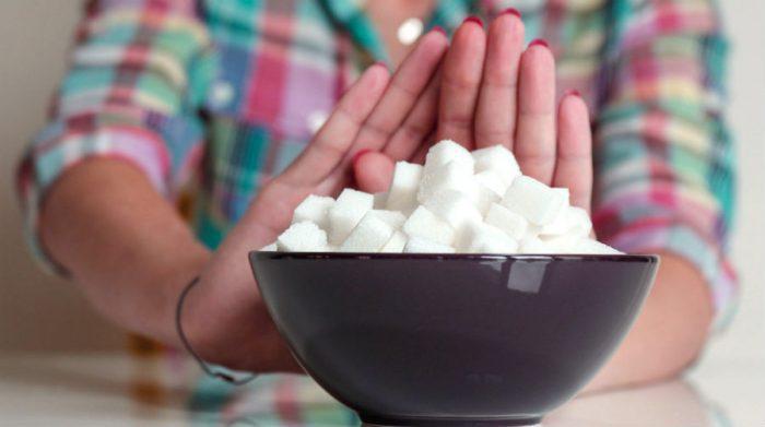 Отказ от сахара