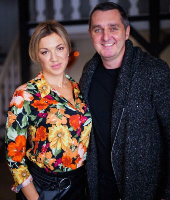 Дядя Жора с женой Натальей