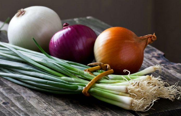Польза лука для здоровья