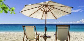 Відпочинок на пляжу