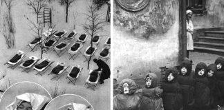 Тихий час зимой в яслях во времена СССР