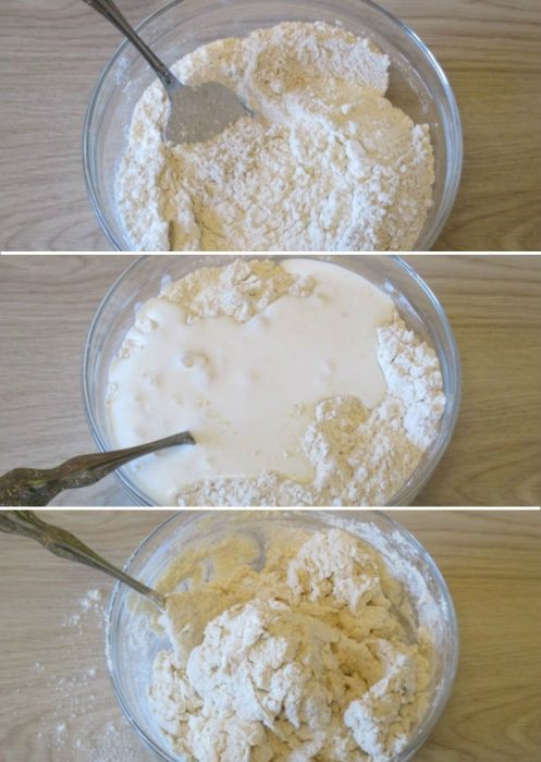Рецепт бездріжджового хліба покроково [1]