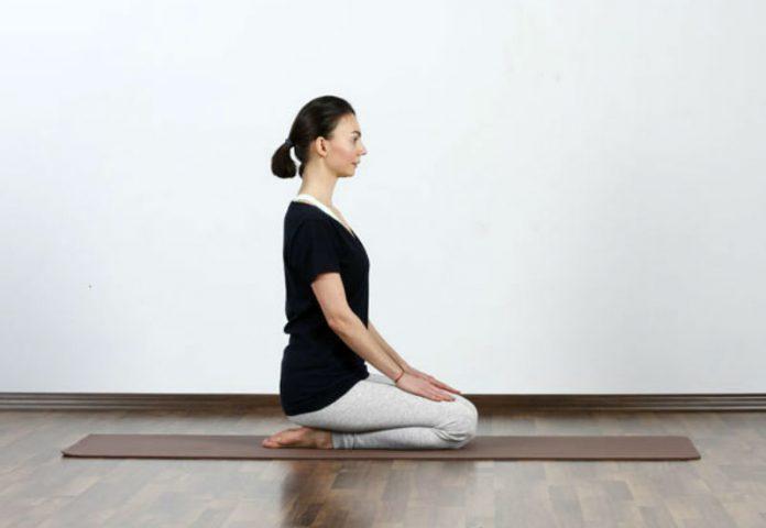 Вправа з йоги від захворювань горла
