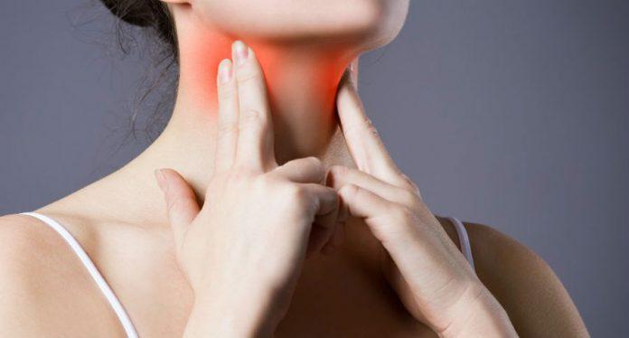 Проблемы с щитовидной железой