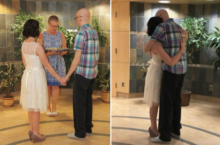 Одруження Люка і Ліндсі