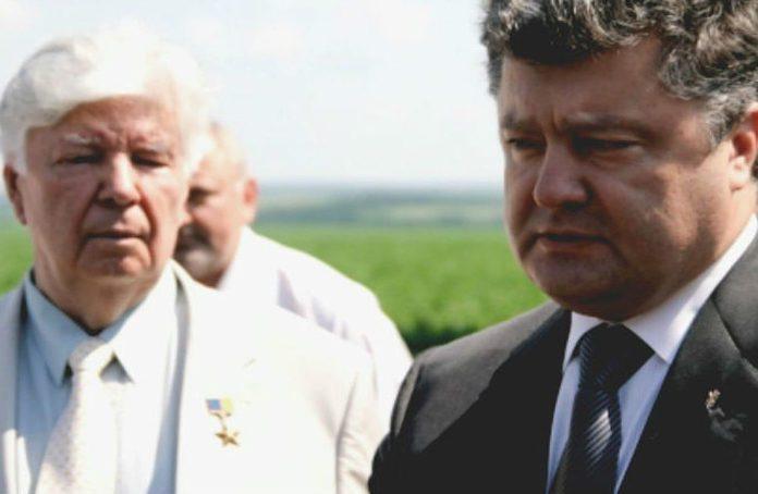 У Петра Порошенко умер отец