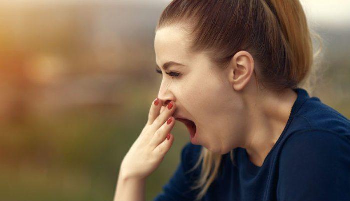 Постоянно хочется зевать