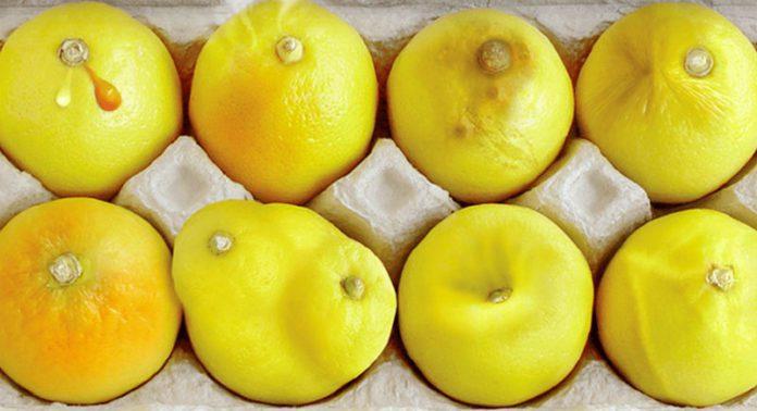 Лимони і рак грудей