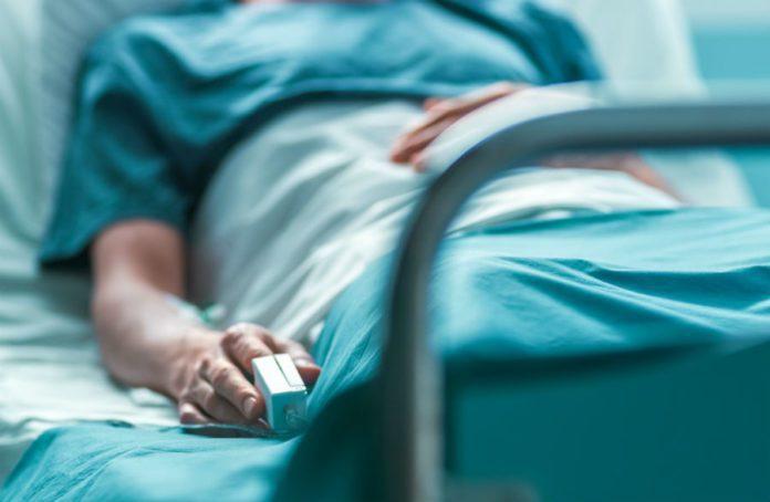 Пацієнт в лікарні