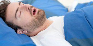 Храп может быть признаком синдрома обструктивного апноэ