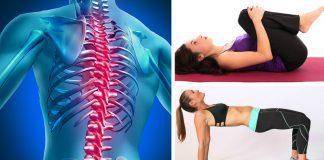 Полезные упражнения для спины