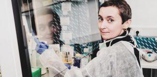 Вирусолог Соня Пекова