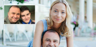 Катерина Репяхова про те, як Віктор Павлик піклується про тяжкохворого сина