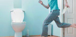 Походы в туалет