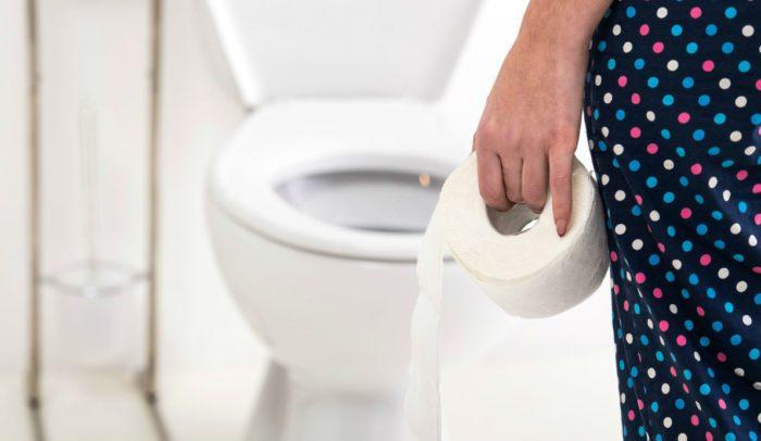 Позывы в туалет