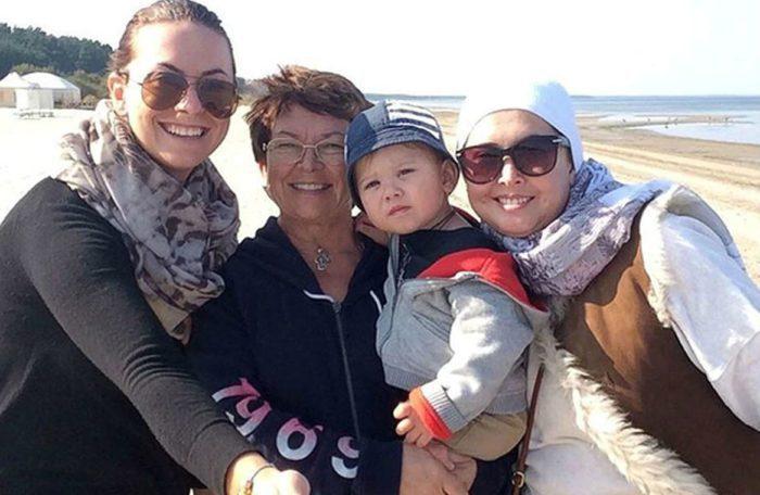 Последние счастливые фото с Жанной Фриске