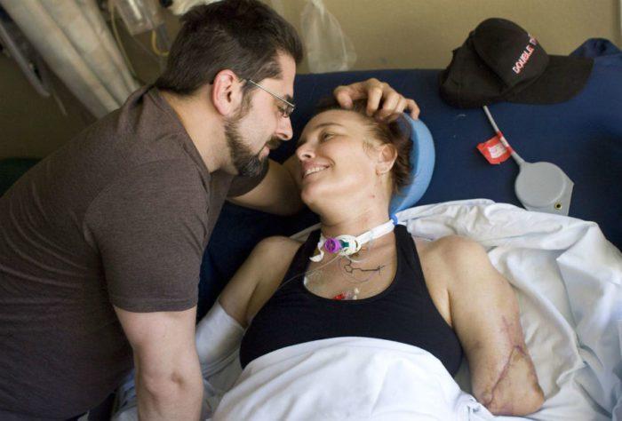 Кэти с мужем Элом