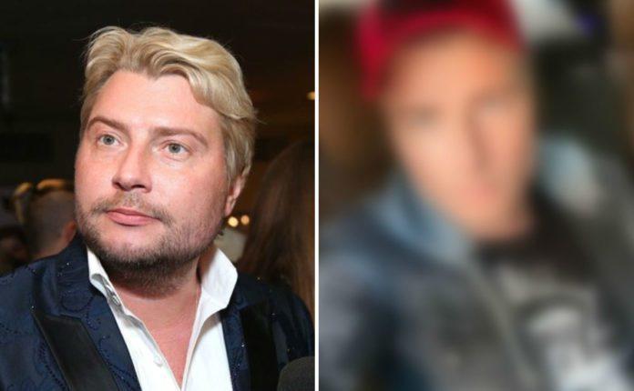 Микола Басков до і після схуднення