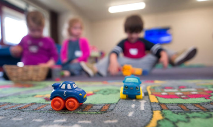Детские сады на карантине