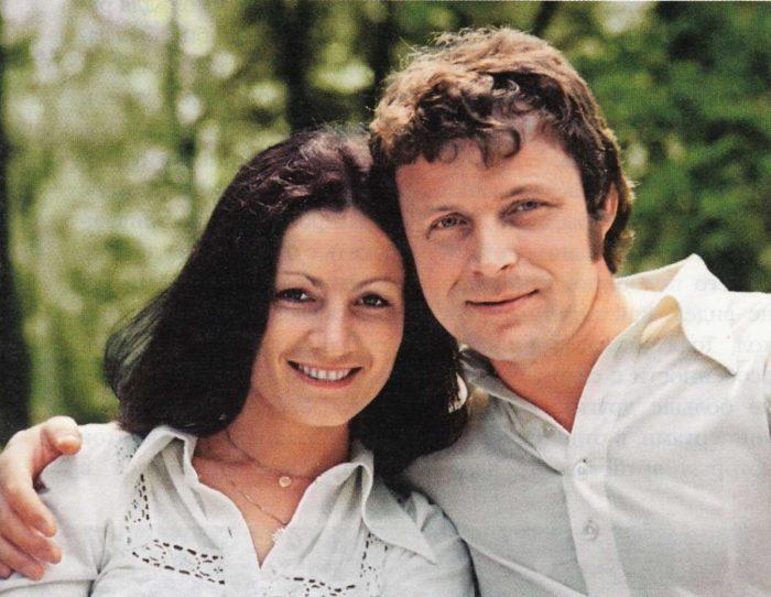 София с мужем Анатолием