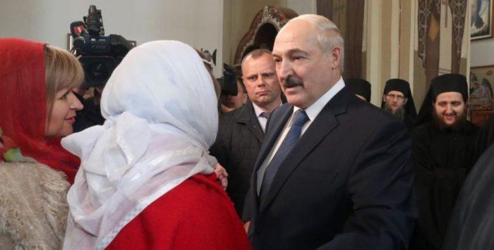 Президент Білоруссіі