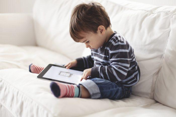 Влияние техники на детей