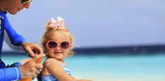 Выбор солнцезащитного крема