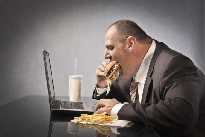 Ожирение у политиков