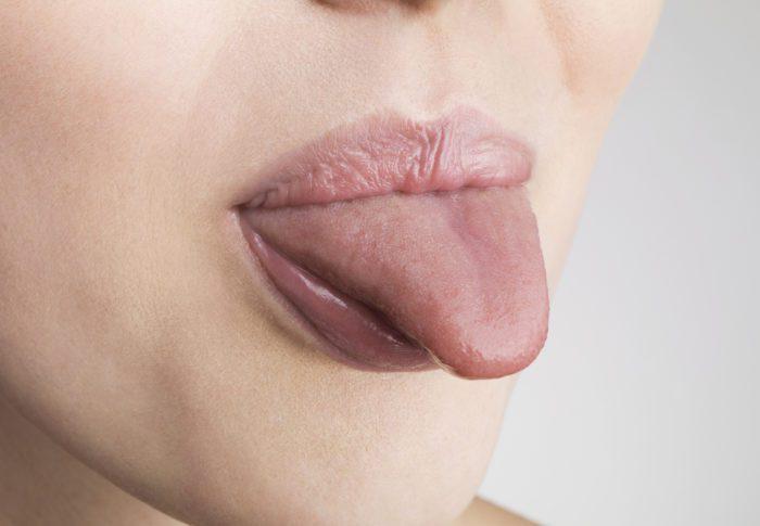 Микробиом языка