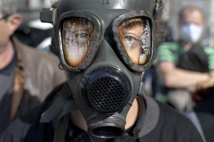 забрудненість повітря