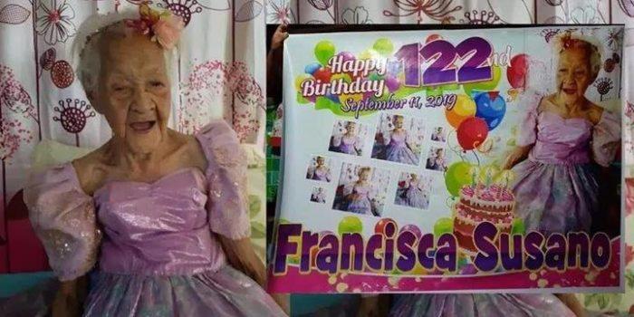 122 День народження Франціски