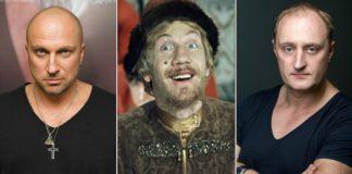 Российские актеры с дефектами внешности