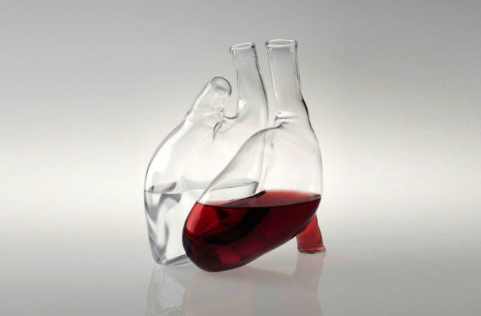 Як спиртне впливає на серце