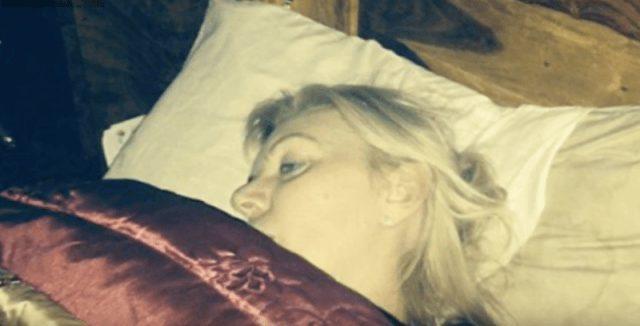 Доун теперь будет спать с открытыми глазами
