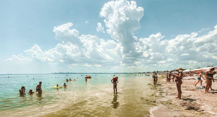 Пляжі в Одесі