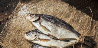 В'ялена риба