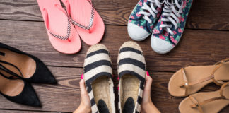 Як правильно вибрати літнє взуття