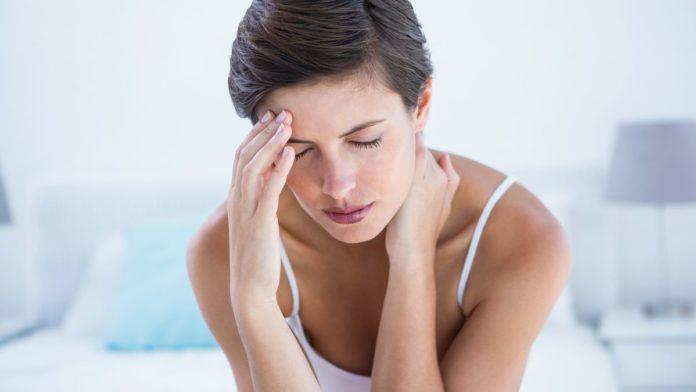 Сильний головний біль