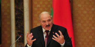 Лидер Белоруссии