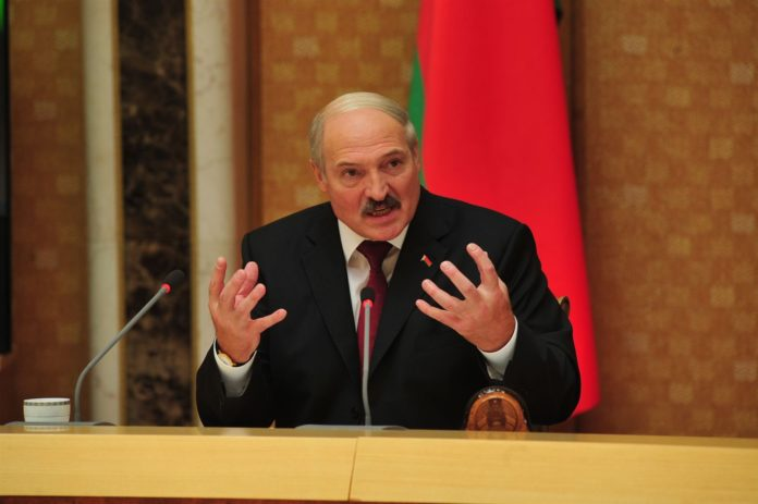Лідер Білорусії