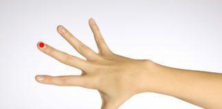 Массаж средних пальцев рук полезен для здоровья